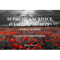 Supreme Sacrifice (O Valiant Hearts) BB