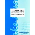 Memories (Trumpet/Cornet Solo with Piano)