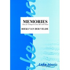 Memories (Trumpet/Cornet Solo with Piano)