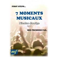 7 Moments Musicaux (CB/WB)