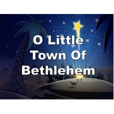 O Little Town Of Bethlehem (BE)