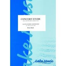 Concert Etude (BB) Eb Soloist