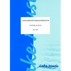 Concertino for Euphonium (Solo with Piano)