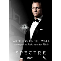 Writing's On The Wall (BB) James Bond 007
