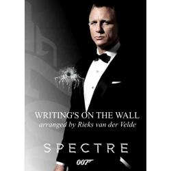 Writing's On The Wall (BB) James Bond 007