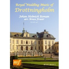 Royal Wedding Music Of Drottningholm (BB)