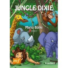 Jungle Dixie (BB)