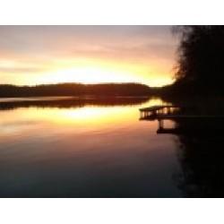 Sunrise at Skanderborg Sö (BB)