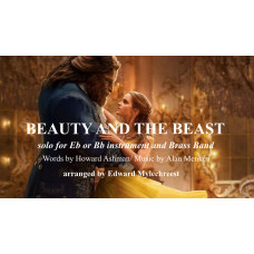 Beauty and the Beast (BB) Solo for Bb or Eb instrument (Disney)