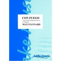 Con Fuego (Trumpet/Cornet Solo with Piano)