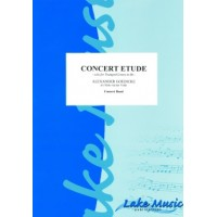 Concert Etude (CB/WB)