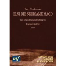 Elsi Die Seltsame Magd (CB/WB)