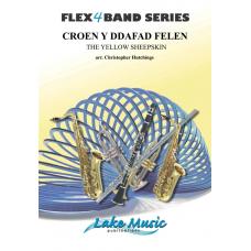 Croen Y Ddafad Felen (FLEX BAND)