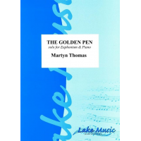The Golden Pen (Euphonium Solo with Piano)