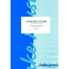 Concert Etude (FA)