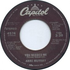 You Needed Me (FA)
