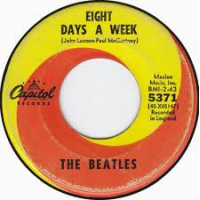 Eight Days A Week (FA) The Beatles
