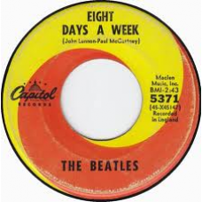 Eight Days A Week (CB/WB) The Beatles