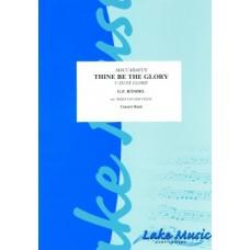 Thine Be The Glory (Maccabaeus) (CB/WB)
