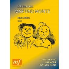 Szenen aus: Max Und Moritz (CB/WB)
