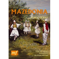 Mazedonia (CB/WB)