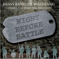 Night Before Battle (CD)