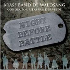 Night Before Battle (CD)