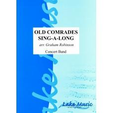 Old Comrades Sing-A-Long (CB/WB)