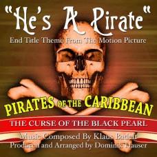 He's A Pirate (CB/WB)