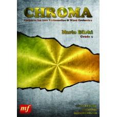Chroma (CB/WB)