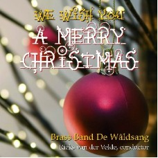 We Wish You A Merry Christmas (CD)