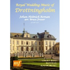 Royal Wedding Music Of Drottningholm (CB/WB)